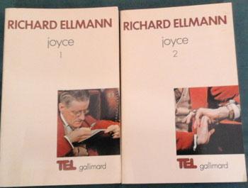 Ellmann Richard Joyce Tome 1 et 2
