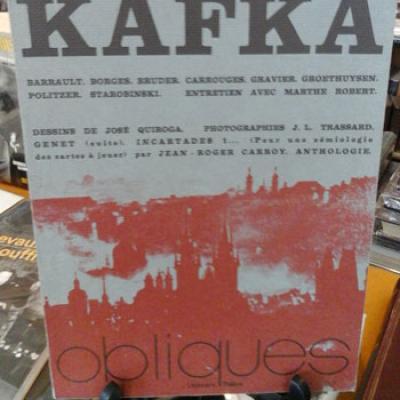 Collectif Kafka Obliques Numéro 3