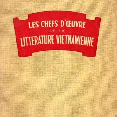 Duong Dinh Khuê Les chefs d'oeuvre de la littérature vietnamienne