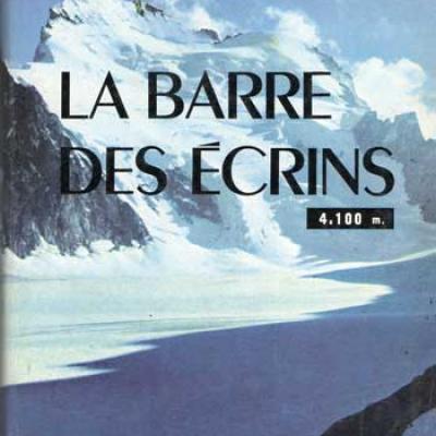 La barre des écrins par Henri Isselin