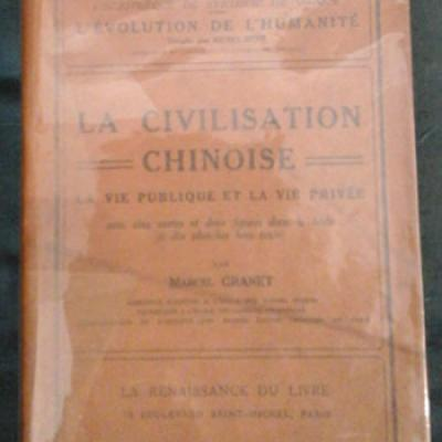 Lacivilisationchinoise
