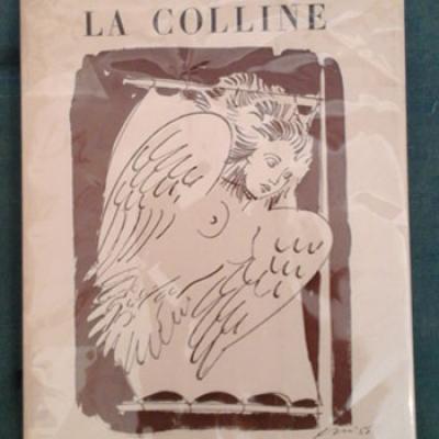 Trolliet Gilbert La Colline