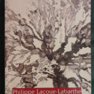 Collectif P.Lacoue-Labarthe Ecrivains de Corée du Sud Revue Europe