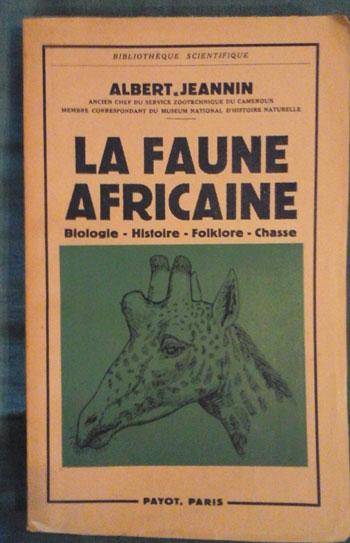 Lafauneafricaine