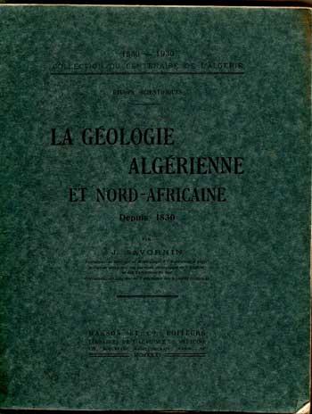 Lageologiealgerienne