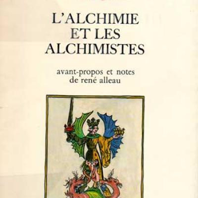 Figuier Louis L'alchimie et les alchimistes