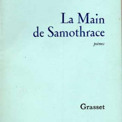 La main de Samothrace par Roland Busselen