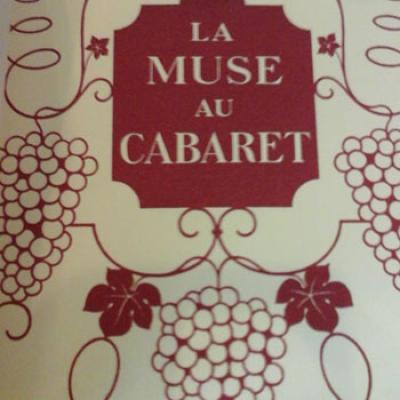 Ponchon R. La muse au cabaret Illustrations de Lucien Boucher