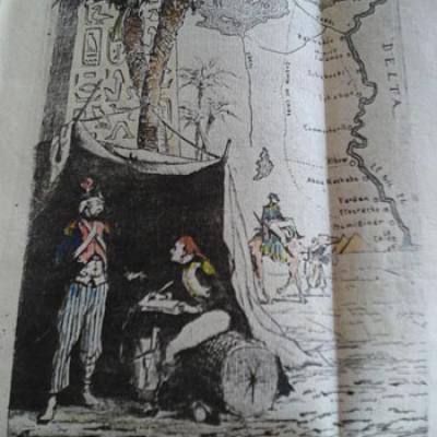 Simon E.T. Correspondance de l'armée française en Egypte