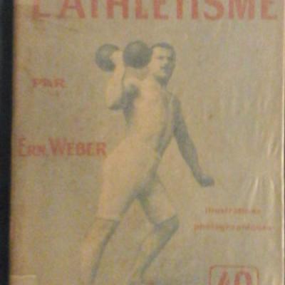 Weber Ern. L'athlétisme
