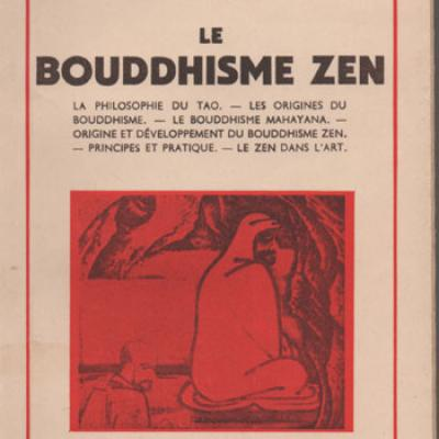 Watts A.W. Le bouddhisme zen