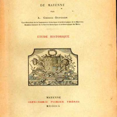 Grosse-Duperon Le Collège de Mayenne
