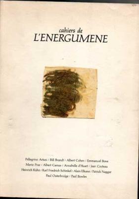 Collectif Cahiers de L'Energumène Numéro 4