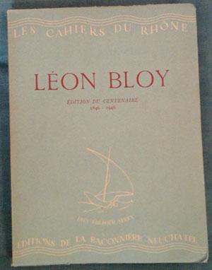 Leonbloycahiersdurhone