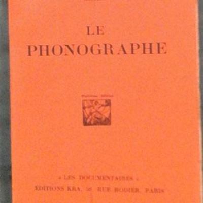 Lephonographe