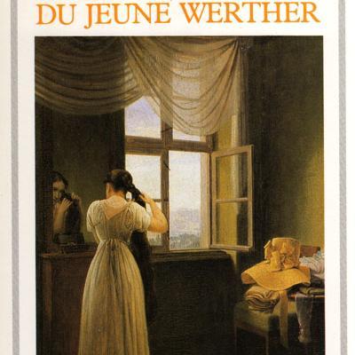 Les souffrances du jeune Werther par Goethe