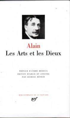 Alain Les Arts et les Dieux