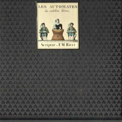 Collectif Les Automates des Jaquet-Droz