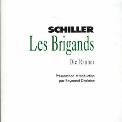 Schiller Les Brigands Die Räuber