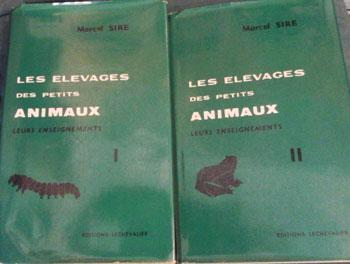 Sire Marcel Les élevages des petits animaux tome 1 et 2