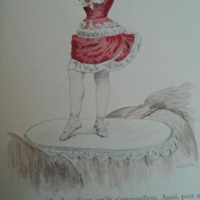 Le Roux Hugues Les jeux du cirque et la vie foraine