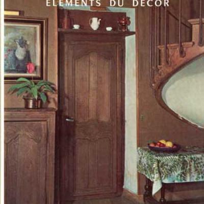 Les portes Eléments du décor par Myriam Gallotti