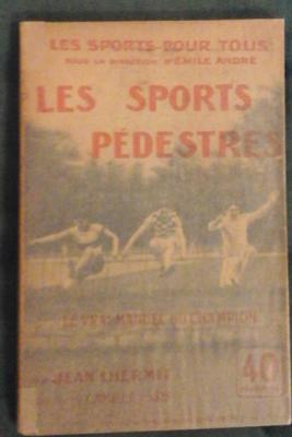 Lhermit J. Les sports pédestres