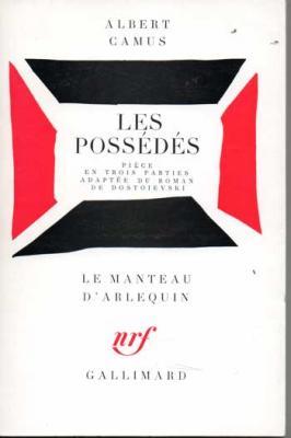 Camus Albert Les possédés