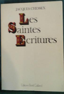 Lessaintesecritures