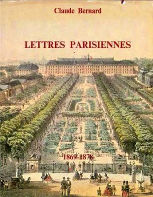 Bernard Claude Lettres parisiennes