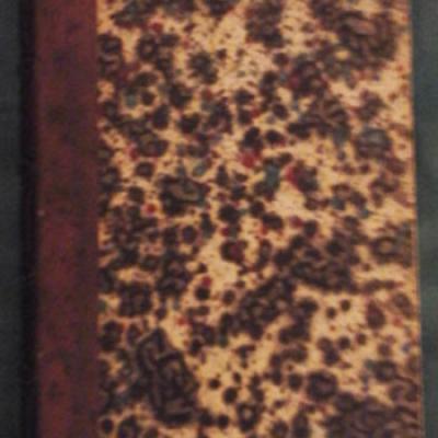 Marnier X. Lettres sur le Nord