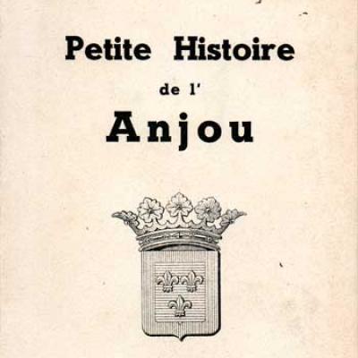Levron Jacques Petite histoire de l'Anjou