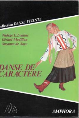 Loujine Nadège L. Danse de caractère