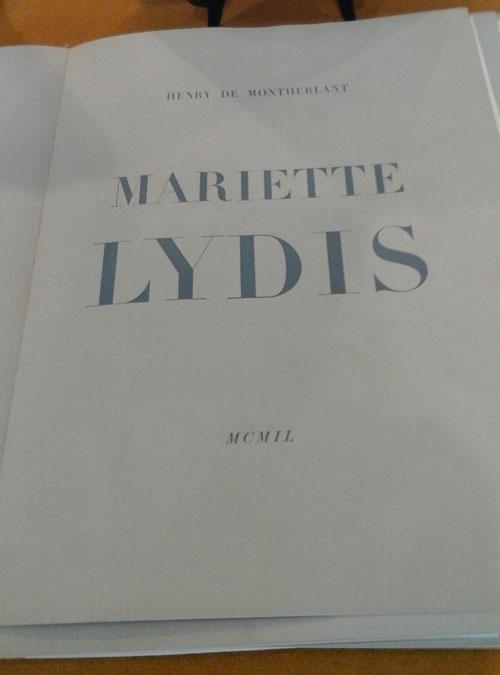 Lydis