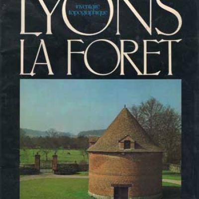 Lyons la Forêt. Inventaire topographique