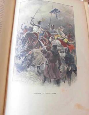 Souvenirs héroïques de l'armée française par Charles Malo