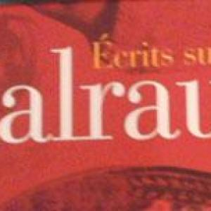 Malrauxecrits1