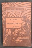 Manueldetonnellerie