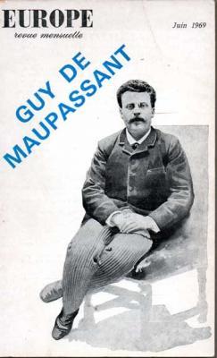 Collectif Guy de Maupassant Revue Europe VENDU