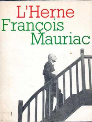 Collectif François Mauriac Cahiers de L'Herne