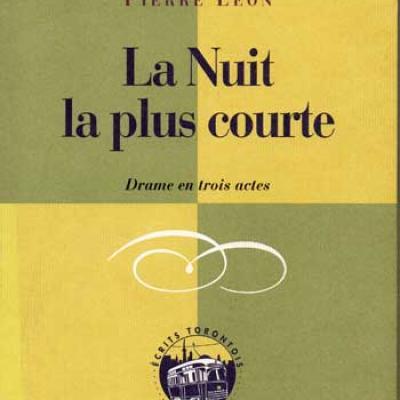 La nuit la plus courte par M.Maury Léon et Pierre Léon