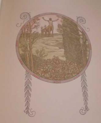 De Guérin Maurice Poèmes en prose Le Centaure La Bacchante