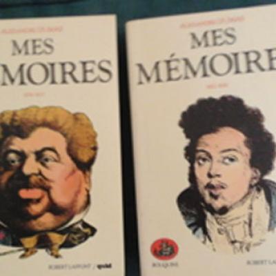 Dumas Alexandre Mes Mémoires
