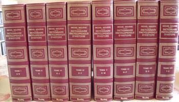 Dictionnaire encyclopédique d'histoire par Michel Mourre. Grand format