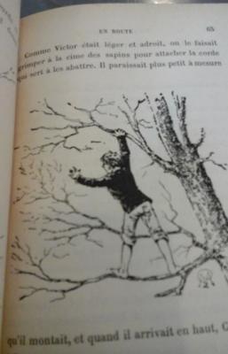Daudet A. La belle Nivernaise Histoire d'un vieux bateau et de son équipage