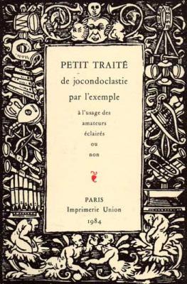 Barnier Louis Petit traité de jocondoclastie par l'exemple