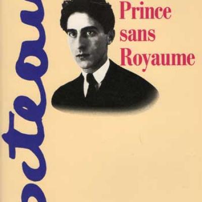 Cocteau Prince sans royaume par Monique Lange