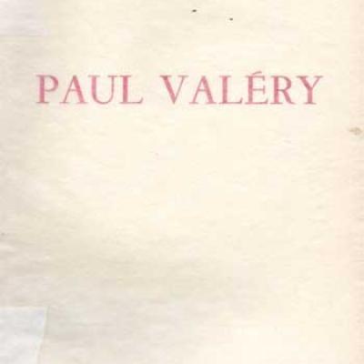 Bémol Maurice Paul Valéry