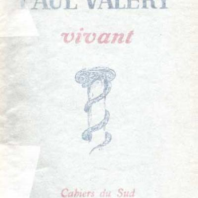 Collectif Paul Valéry vivant
