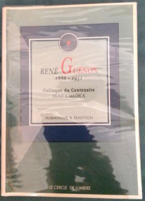 Collectif René Guénon 1886-1951